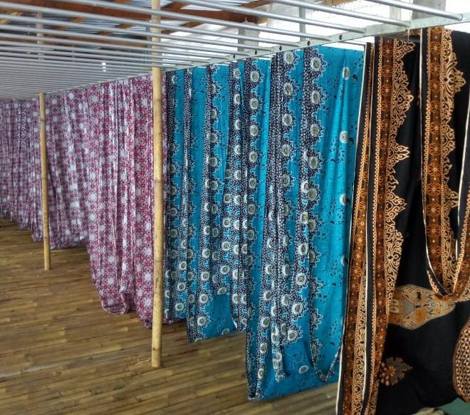 Jual kain Batik cap