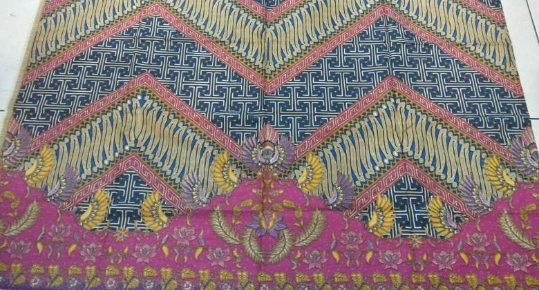 Ragam batik terpopuler
