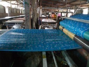 Produksi Kain Batik Cirebon