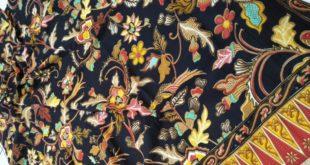 Produksi Kain Batik Motif Batik Kontemporer