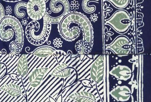 Produksi Kain Batik khas Batam