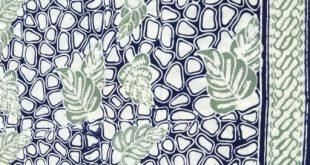 Produksi Kain Batik Ternate
