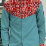 seragam batik dengan motif anda sendiri