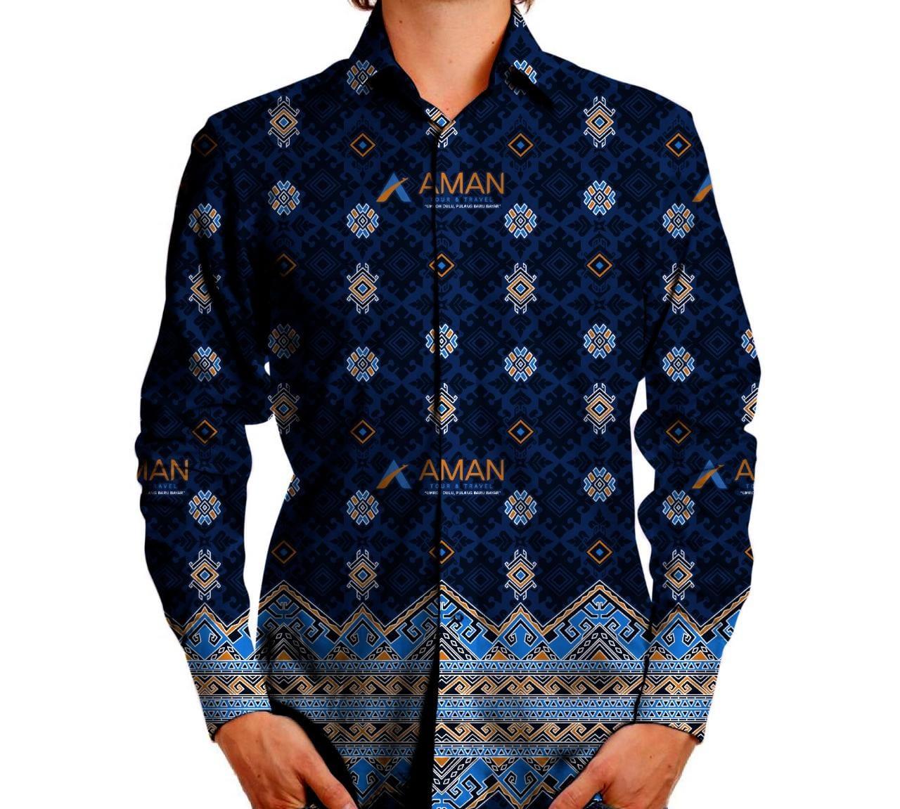Produksi Seragam Batik