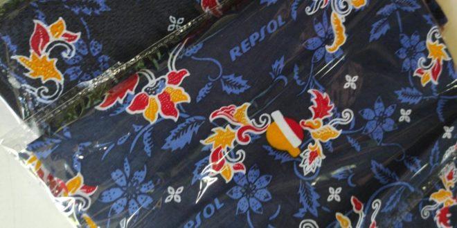 Batik Repsol Honda